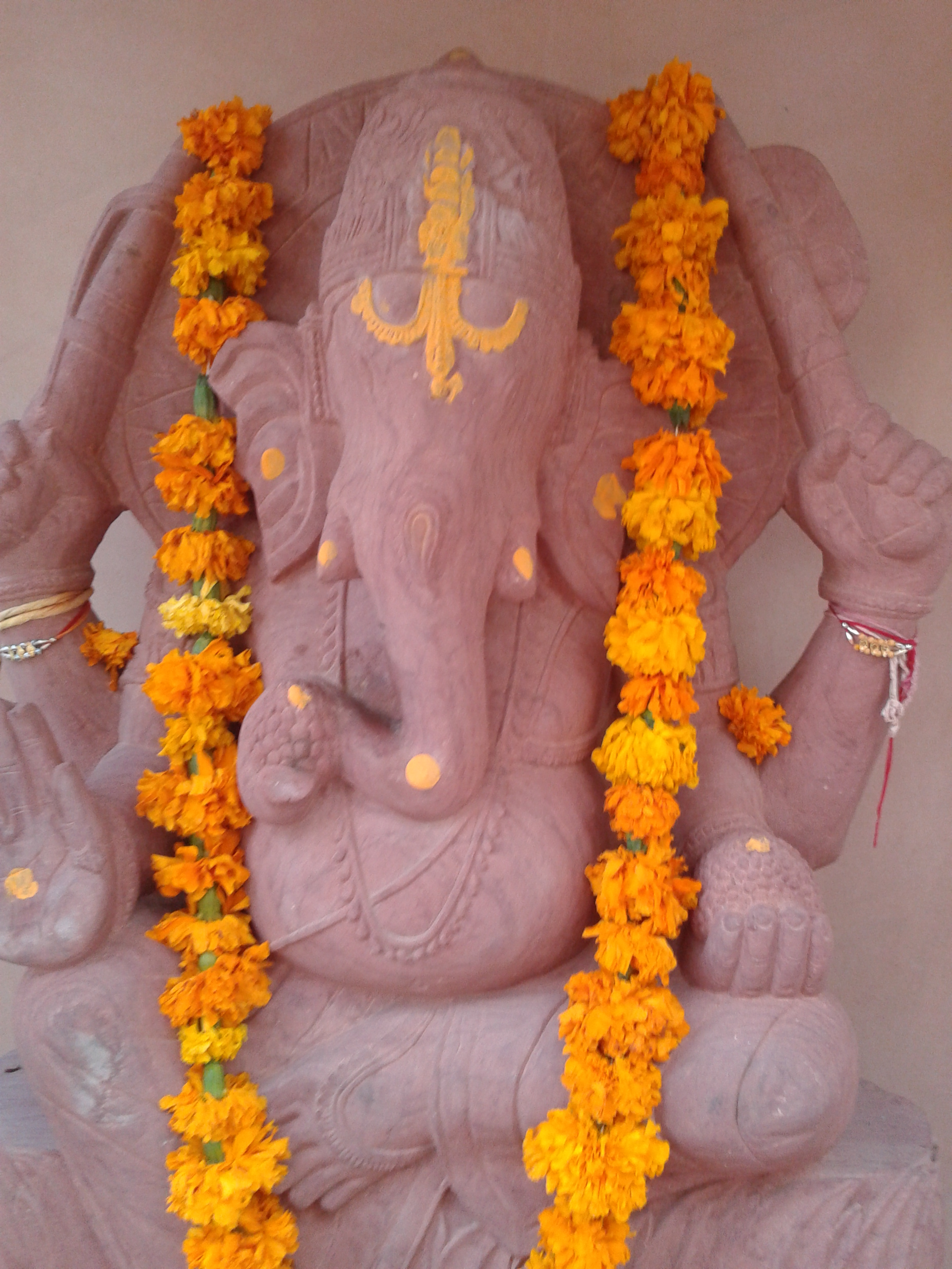 Sri Ganeshji in Jadan